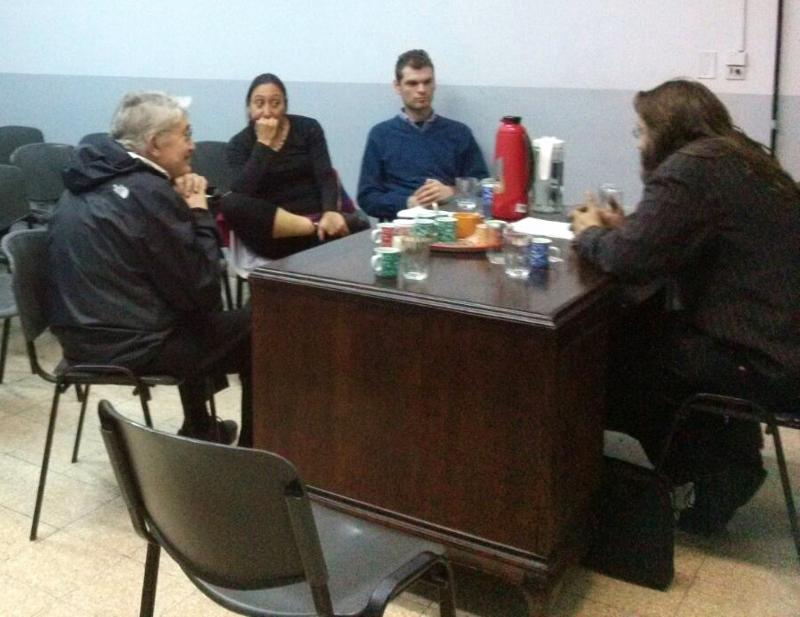 17° Encuentro de Discusión: Diálogo con Fernando Ramírez